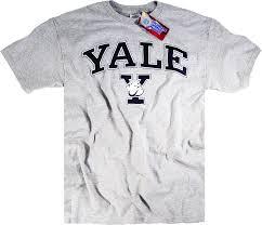 Yale Flag Yale Shirt T Shirt Long Sleeve Gray Ebay