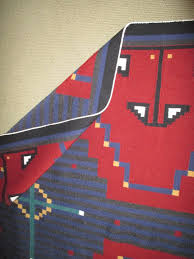 chief revival blanket navajo rug by wilbertson begay large size
