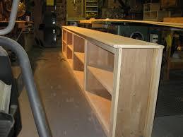 Wall Divider Bookcase Half Wall Bookcase Page 5 Of 6 A Concord Carpenter