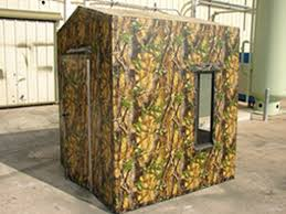 Boss Deer Blinds Prices Archery Hunting Blinds Custom Designed And Built To Last Boss