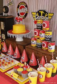 cing birthday party race cars birthday party ideas birthdays race car party and
