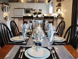 Christmas Table Decoration Ideas Blue Silver by 358 Best Blue Christmas Images On Pinterest Blue Christmas