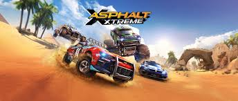 monster truck extreme racing games gameloft asphalt xtreme