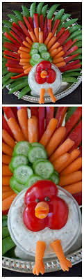 1000 ideas about turkey veggie tray pinterestissä turkey veggie