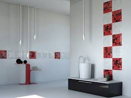 Bathroom Tile Modern Numerous Styles And Shapes Of Bathroom Wall Tiles For Decorating
