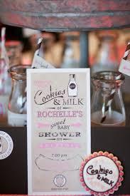 a sweet cookies u0026 milk baby shower anders ruff custom designs llc
