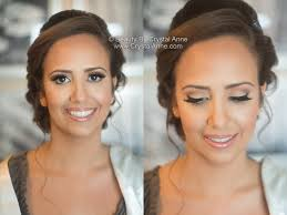 makeup artist houston pink and brown bridal makeup and classic updo houston hair
