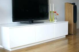 ikea media console hack floating media console ikea hack diy projects popsugar home in