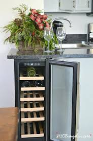 wine cooler cabinet furniture wine cooler cabinet simple tutorial instructions to make a built in