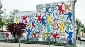 Mural Arts Program by File Keith Haring We Are The Youth Jpg Wikimedia Commons