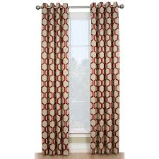 Ready Made Curtains For Large Bay Windows by Shop Curtains U0026 Drapes At Lowes Com