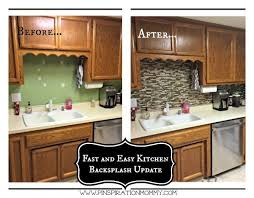 kitchen backsplash stickers best 25 vinyl backsplash ideas on vinyl tile