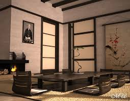 Japanese Interior Architecture by Cgarchitect Professional 3d Architectural Visualization User