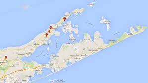 Map Of The Hamptons Seasonal Getaways Spring On Long Island Hotel Indigo