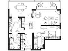 Ola Residences Floor Plan K B M Hawaii Ocean Views X X L Corner Sui Vrbo