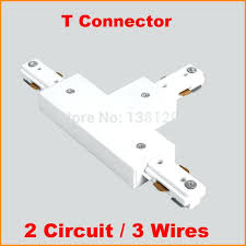 track lighting wires wire circuit rail shape connector components