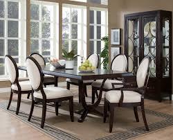 black wood dining room set room dark wood formal dining room sets