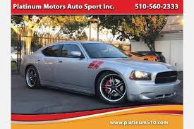 how much is a 2006 dodge charger used 2006 dodge charger sedan pricing for sale edmunds