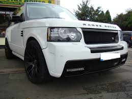 navy range rover 11 best range rover vogue l322 body kits images on pinterest