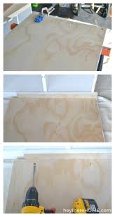 Twin Storage Bed Plans Diy Twin Storage Bed Ikea Hack
