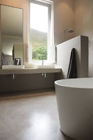 Adobe Bathrooms 88 Best Béton Ciré Bathrooms Images On Pinterest Bathroom