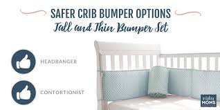 sleeping how crib bumpers can boost your snooze mightymoms club