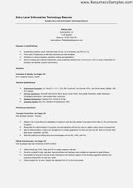 resume cover letter information technology 28 images