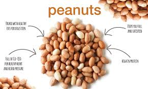 what are the health benefits of peanuts energize snack time