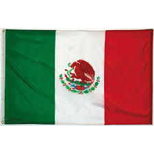 Lsu Garden Flag Seasonal Designs 3 Ft X 5 Ft Mexico Flag Mex3 The Home Depot