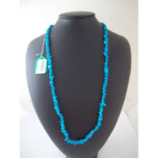 long blue necklace images Unbranded long blue stone necklace for sale in truro jpg