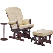 shermag glider and ottoman ottomans shermag valencia glider and ottoman set shermag aiden