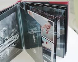 sticky photo album pages colorful album self adhesive photo album book 30