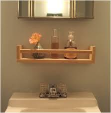 bathroom freestanding wooden shelving cool bathroom shelves a