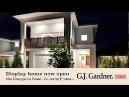 the kingston display home g j gardner homes sydney north youtube