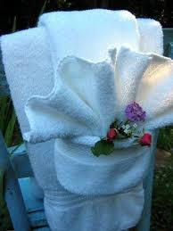 bathroom towel folding ideas best 25 fold towels ideas on how to fold towels