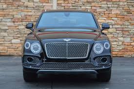 bentley bentayga exterior 2017 bentley bentayga bentayga stock hc014654 for sale near
