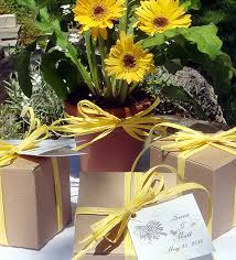 Potted Plants Wedding Centerpieces by Growing Trend In Wedding Centerpieces Plant A Memory U2013 Favors
