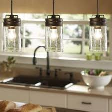 Unique Kitchen Island Lighting Rustic Farmhouse Kitchen Pendant Lighting Kitchens Lights And