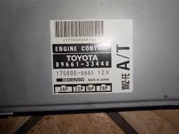 lexus es300h fuse box used lexus es300 computers and cruise control parts for sale