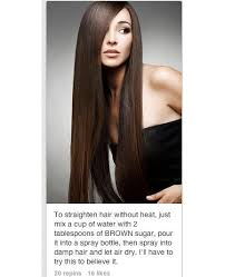 true hair myth busting can brown sugar straighten your hair