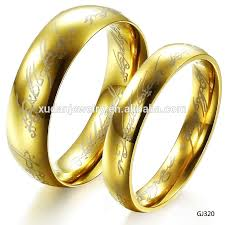 new 18k gold rings design 2017 stainless steel wedding