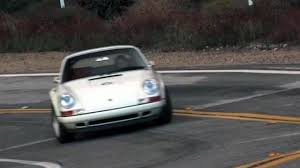 porsche singer the porsche 911 customized by singer chris harris on cars youtube