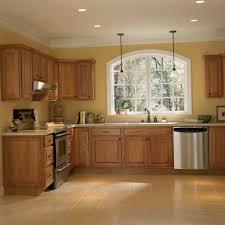 Modern Oak Kitchen Cabinets Cabinet Enchanting Kitchen Cabinets Home Depot Ideas Wayfair