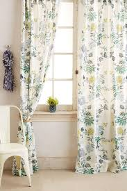 Blue And White Floral Curtains Appealing Inspirational Navy Blue And White Floral U Curtain Ideas