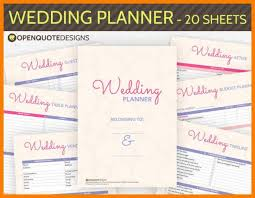 wedding planner organizer book emejing printable wedding planner book pictures styles ideas