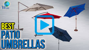 Floral Print Patio Umbrellas by Top 10 Patio Umbrellas Of 2017 Review