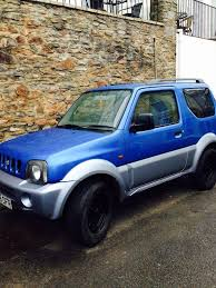 jimmy jeep suzuki suzuki jimny 1 3 4 x 4 jeep cyprus blue in brixham devon gumtree