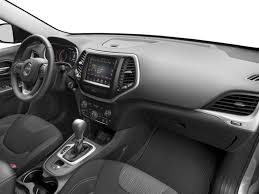 jeep cherokee sunroof 2016 jeep cherokee price trims options specs photos reviews