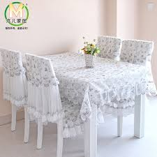 tablecloth for oval dining table tablecloth table linen dining chair set cushion western hotsale