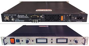 High Voltage Bench Power Supply - power supplies 150v to 2 kv